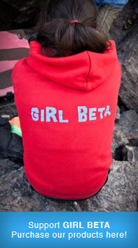 Support GIRL BETA, shop here!